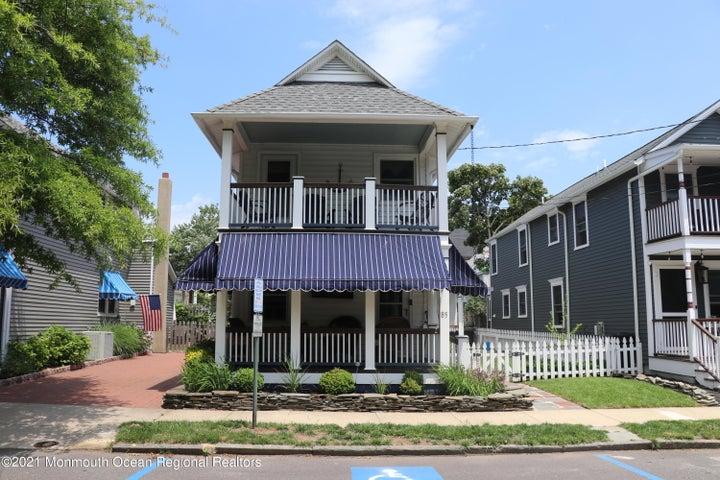 85 Abbott Avenue, Ocean Grove, NJ 07756