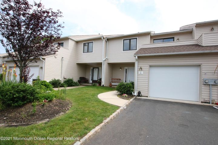 Tucked in the heart of West Long Branch, come fall in love with this beautiful 3 bedroom, 2.5 bath home with basement ready to be finished, wine cellar, and private patio.