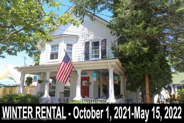 59 Kingsley Place, Winter Rental, Ocean Grove, NJ 07756
