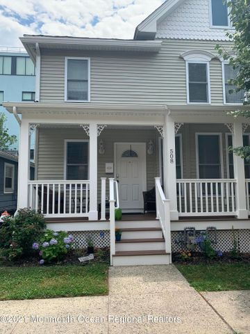 508 Emory Street, Asbury Park, NJ 07712