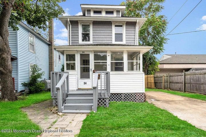 34 Pine Street, Lakehurst, NJ 08733
