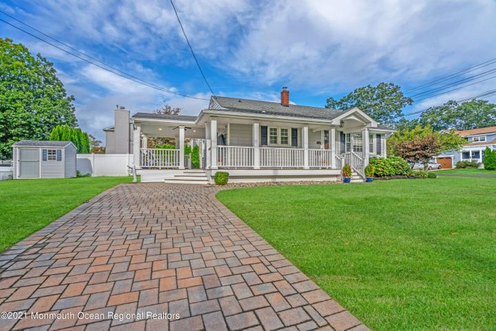601 Monmouth Avenue, Spring Lake Heights, NJ 07762
