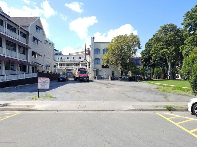 Here you have the only available build-able lot in the downtown of Red Hot Asbury Park. Zoned for residential use, this lot has the ability to feature up 20 apartments/condos.