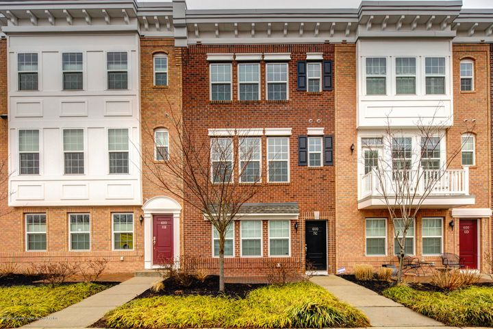 Move in ready, sleek, contemporary 3 bedroom townhouse just steps from the beach and restaurants in booming Asbury.  Unbelievable unobstructed summer sunsets. 2 car garage, roofdeck, balcony with electric grill and much more.  The desiger kitchen has a 12 foot quartz island that comfortably seats 6 with a beverage center, perfect for entertaining.  3 zone hvac, interior sprinkler system, security system controlled by smartphone and 9 foot ceilings make this one of the most sought after townhouses in the city.  Extremely low HOA charges and pilot program which exempts property taxes from assessment increase.  Tons of storage on all floors and master suite with custom walkin closet with built ins.