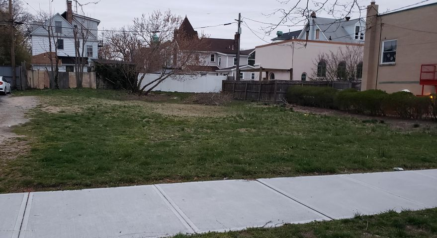 A great build-able lot 66 X 100, one lot in from Grand Ave. Walking distance to the downtown and to the beach, but yet on quiet street. Build your dream home in the Asbury Park in the Coolest town along all of New Jersey Coast!! This is one of the only lots left to build on the east side!! It will not last long!! Take a ride and check out the location! The previous buyer was all set to close and they lost their job due to Covid 19, The have just about approved plans for a large 2 family home. They are willing to sell the plans if the buyer would like to put up a 2 family home. The planning board has just asked that the plans be modified to change the front of the home not be as modern and to have the look more fitting to the area. That is all that needs to be done to be ready to build.
