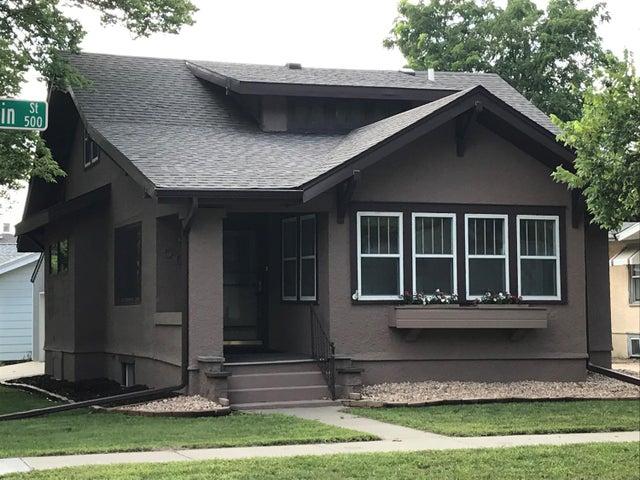 501 N Wisconsin, Mitchell, SD 57301
