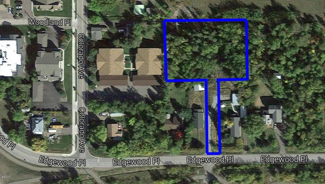 Land for Sale at 718 Edgewood Place in Whitefish Montana for