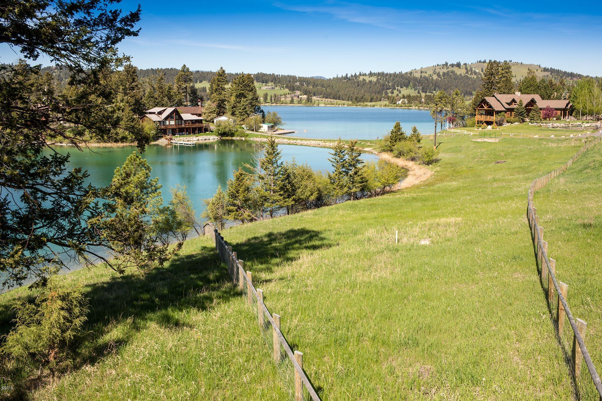 Treasure Island Home For Sale Foys Lake Montana