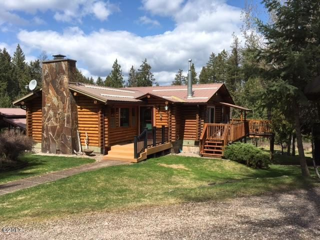 41540 Wilderness Valley Road, Polson, MT 59860
