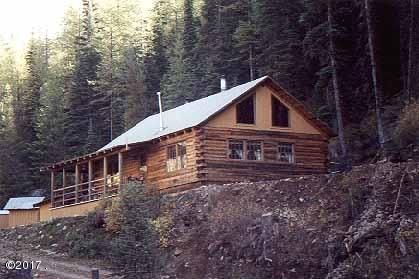 41 Snowshoe Pass Road, Superior, MT 59872