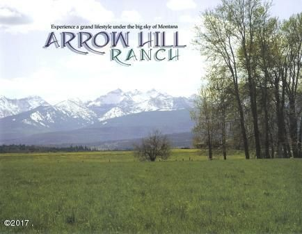 Lot 5 Arrow Hill Ranch, Hamilton, MT 59840