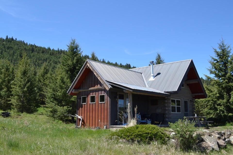 Nhn Othorp Lake Road 11ac/Cabin, Eureka, MT 59917