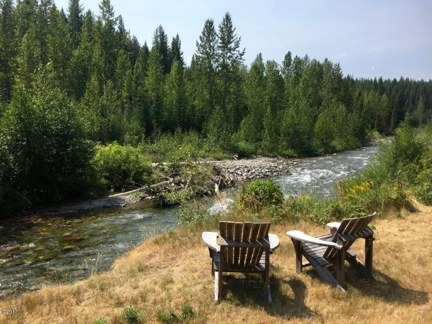 744 & 756 Deep Woods Trail, Polebridge, MT 59928