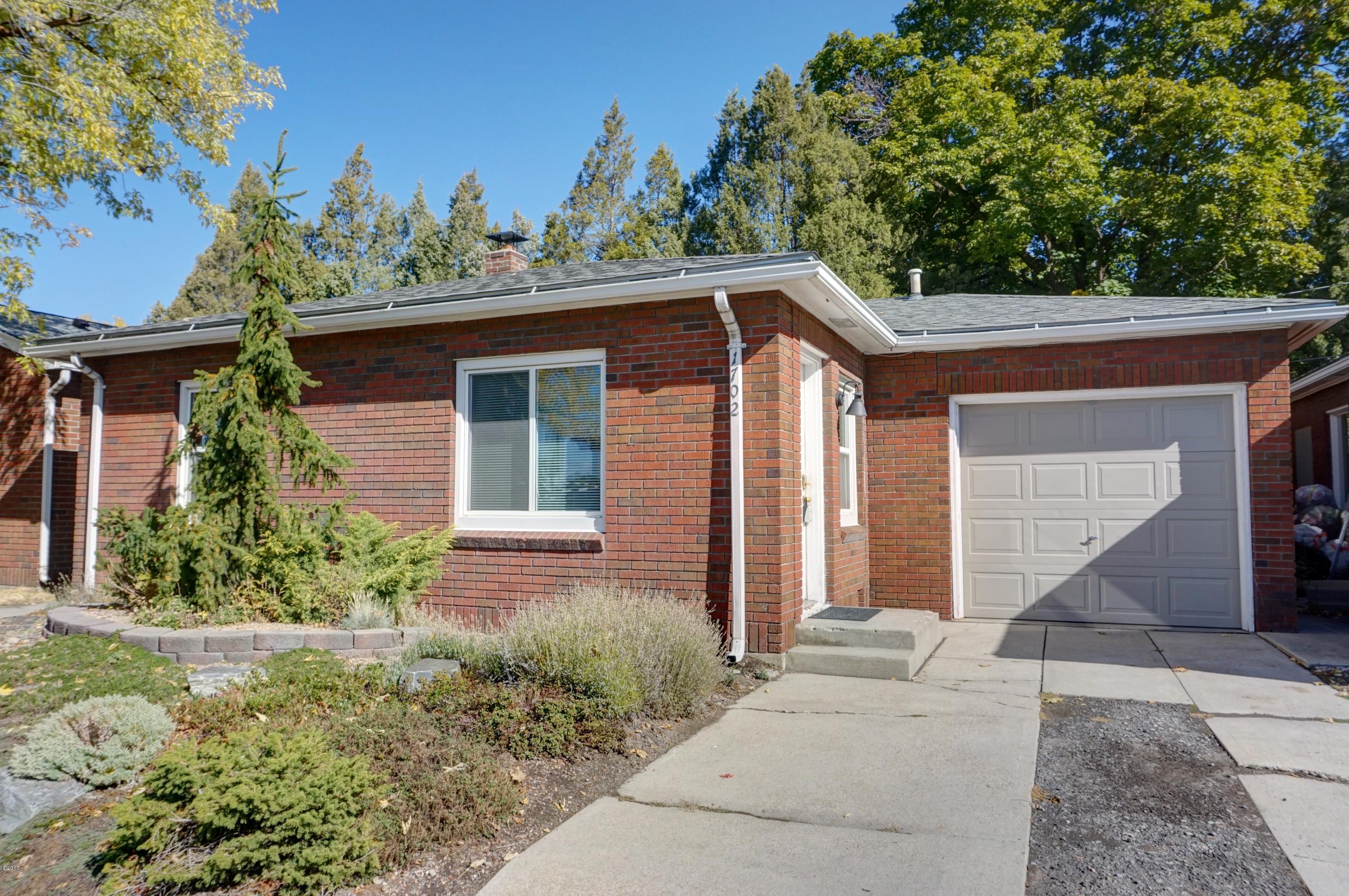 1702 Bancroft Street, Missoula, MT 59801