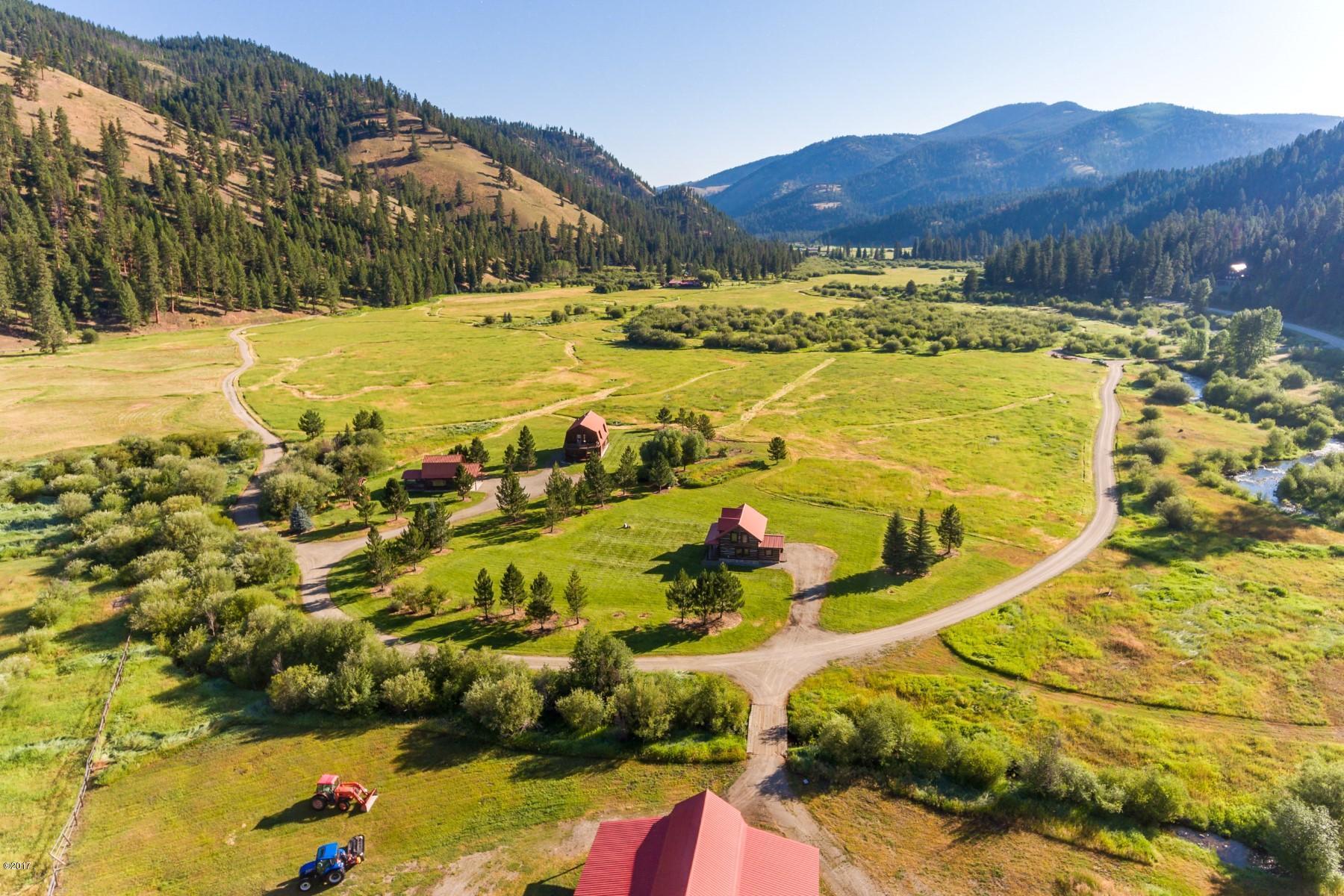 57 Alta Meadow Trail, Darby, MT 59829