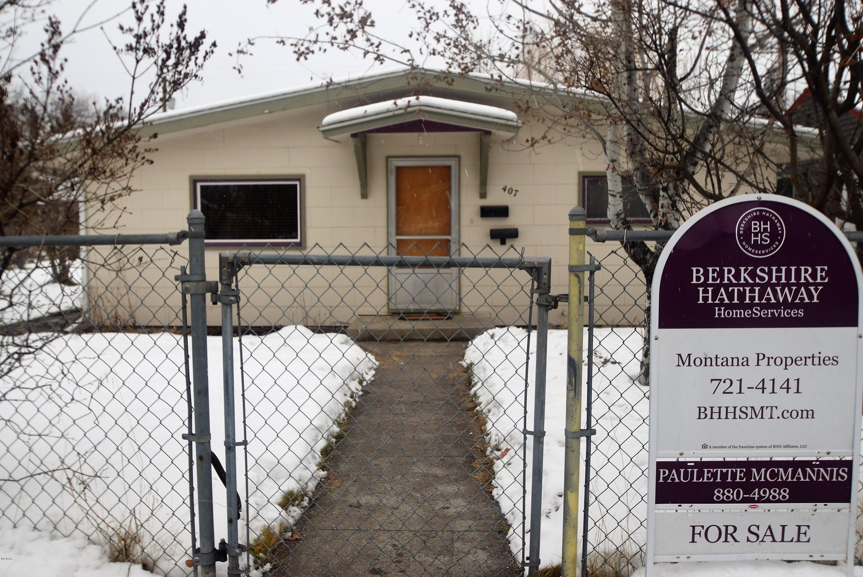 407 W Sussex Avenue, Missoula, MT 59801