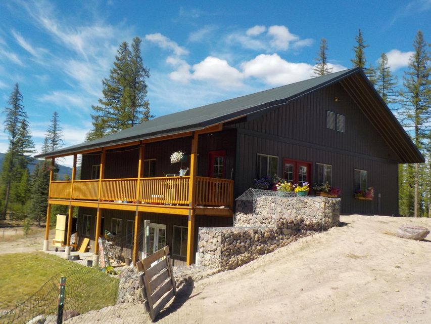 3444 Stoner Lake Road, Condon, MT 59826