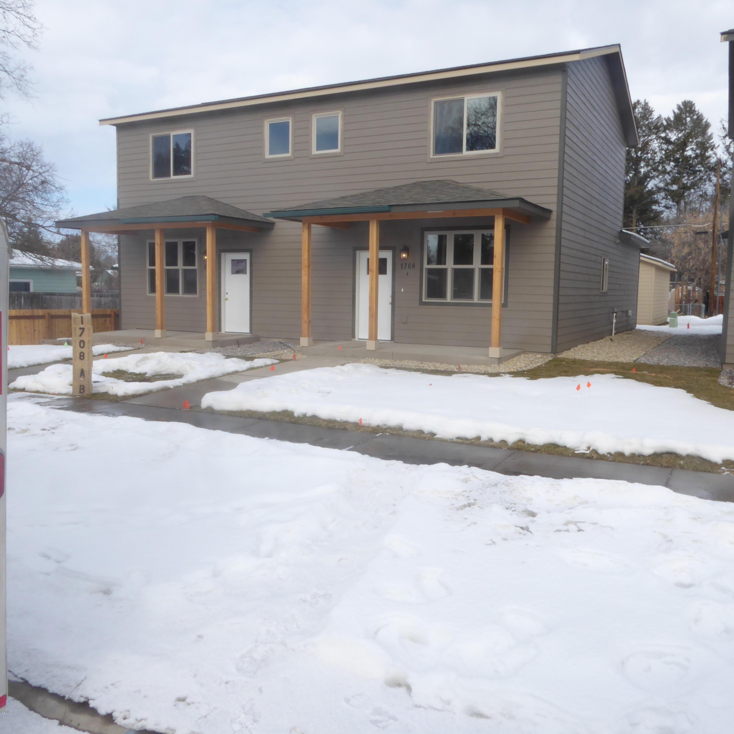 1708 B S 8th Street, Missoula, MT 59801