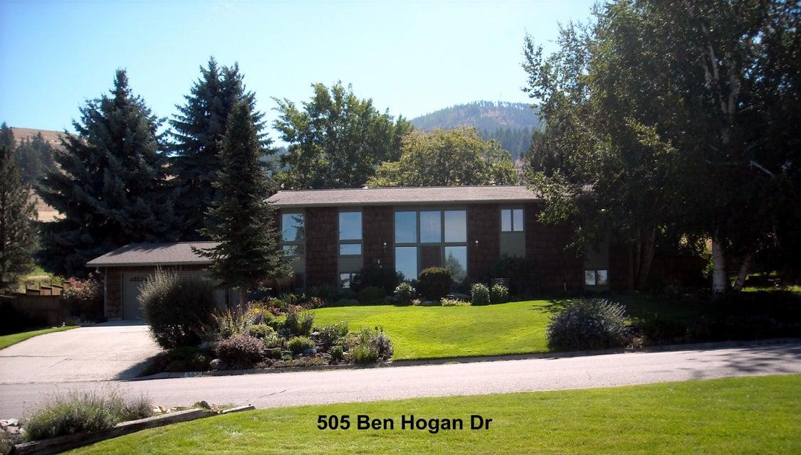 505 Ben Hogan Drive, Missoula, MT 59803