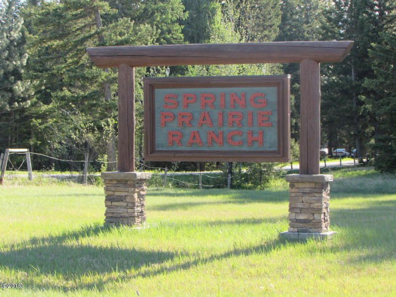 1233 Spring Prairie Ranch Road, Whitefish, MT 59937