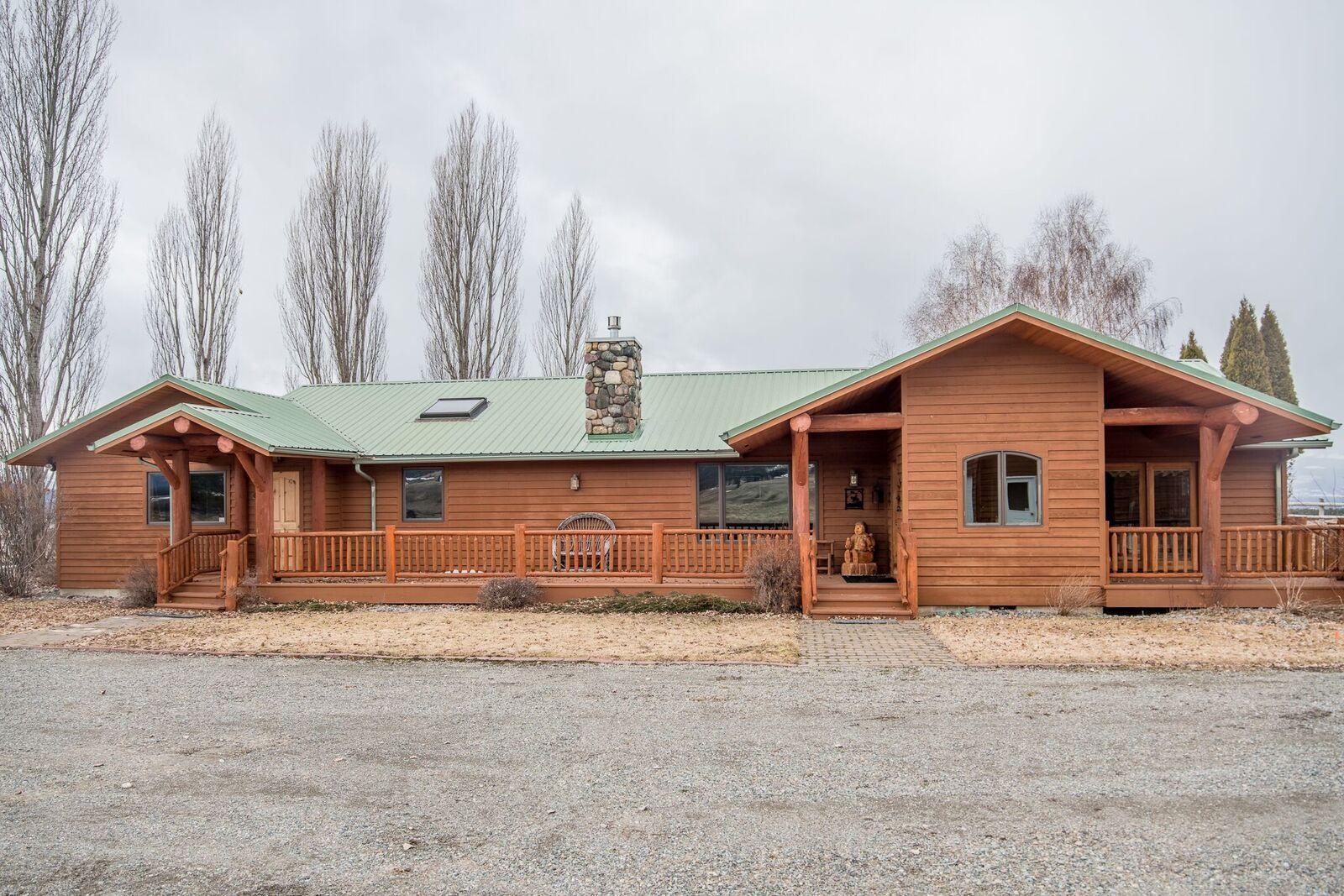 285 Ksanka View Drive, Eureka, MT 59917