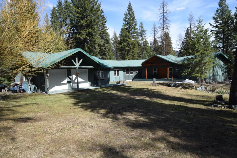 64 Ravens Ridge Road, Eureka, MT 59917