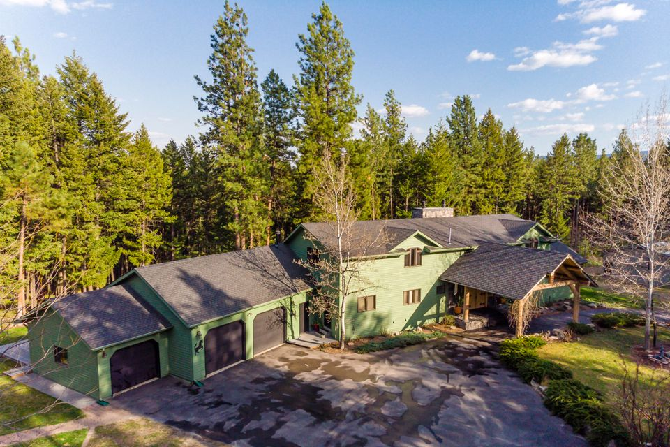 20880 Whitetail Ridge Road, Huson, MT 59846