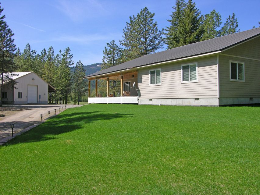 25 Little Forest Trail, Trout Creek, MT 59874