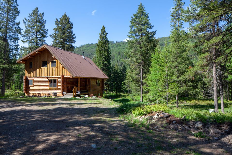 4575 Cooper-Blackfoot Road, Ovando, MT 59854