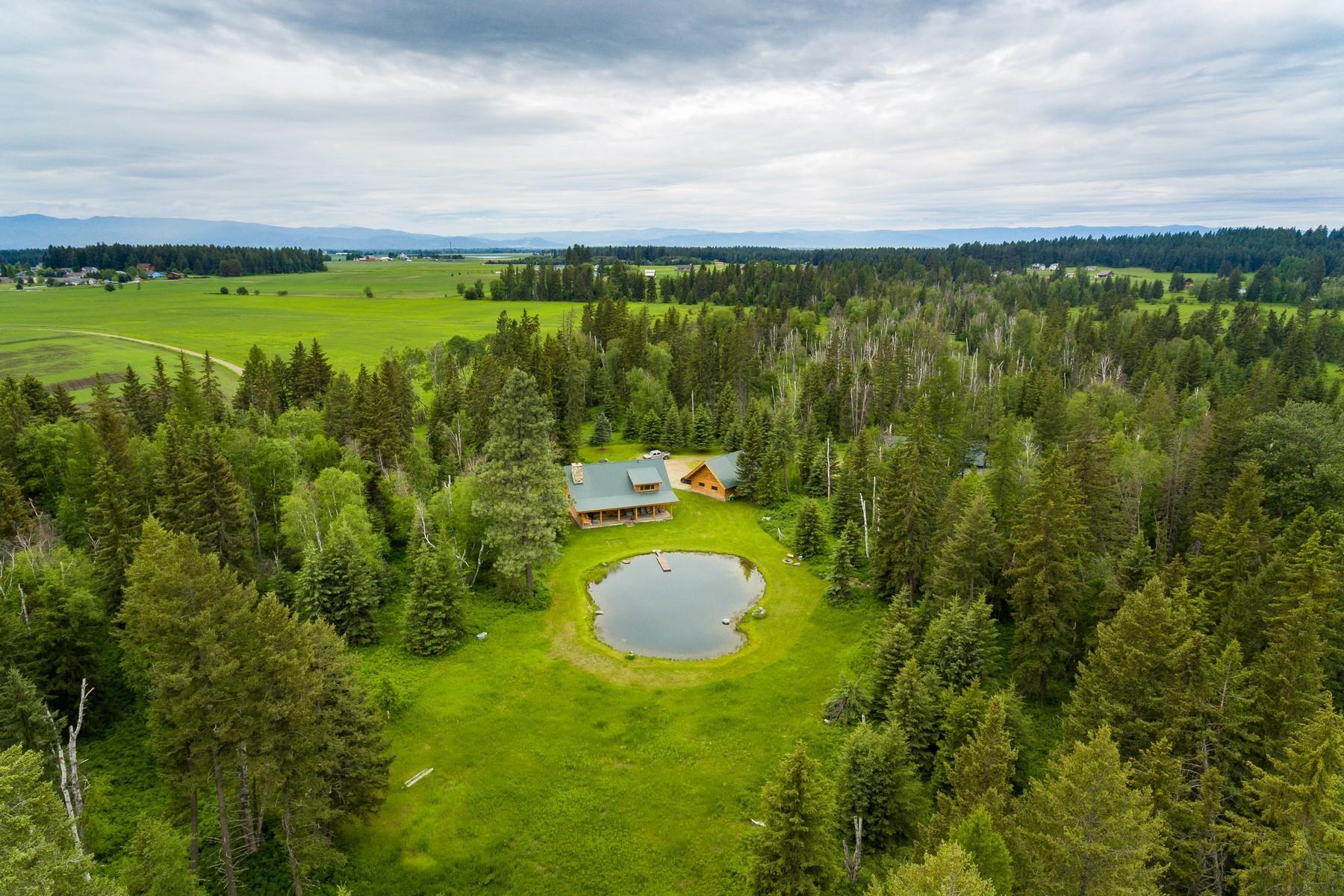 275 Morning Creek 139.17 Acres, Kalispell, MT 59901