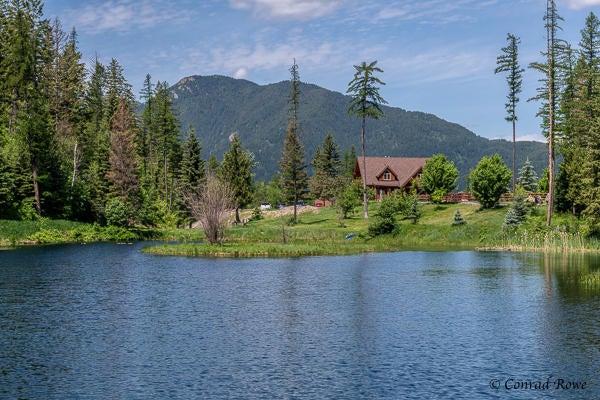 1445 Glacier Hills, Martin City, MT 59926