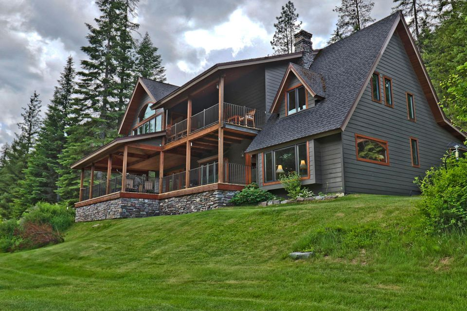 584 Elk Creek Road, Heron, MT 59844