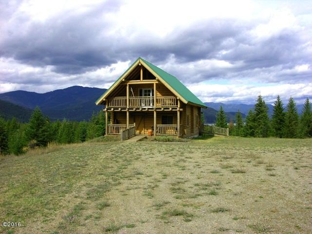 451 Marten Creek Road, Trout Creek, MT 59874