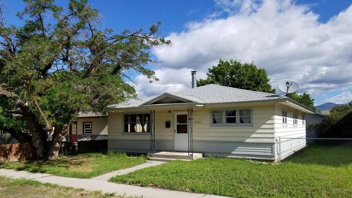 1316 Defoe Street, Missoula, MT 59802