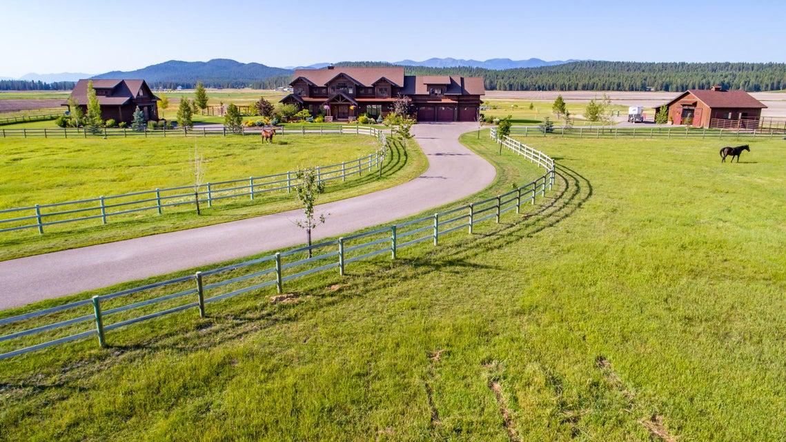 1729 Spring Prairie Ranch Road, Whitefish, MT 59937
