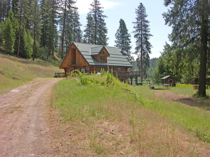94 Spring Meadows Lane, Thompson Falls, MT 59873