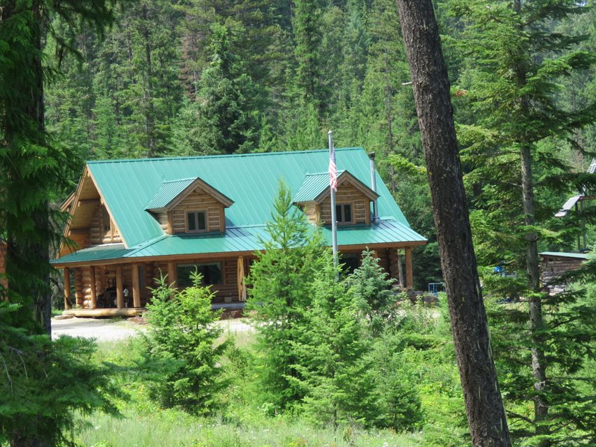 1776 5 Mile Creek Road, Libby, MT 59923