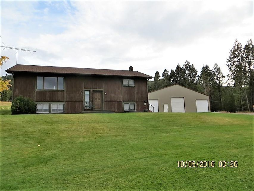 4125 Black Lake Road, Rexford, MT 59930