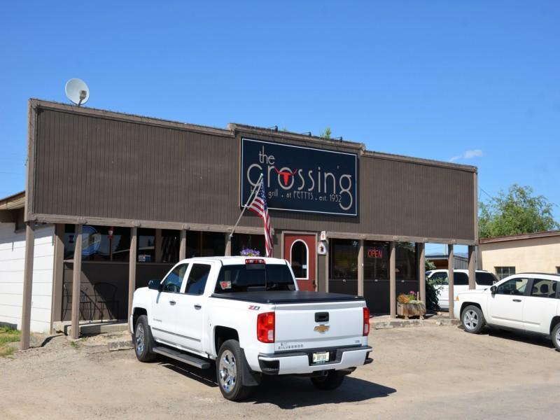 327 County Road, Wisdom, MT 59761