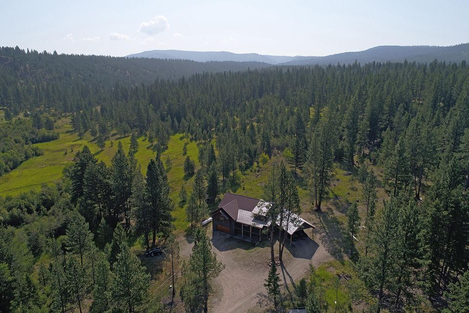 34059 Sheep Camp Road, Potomac, MT 59823