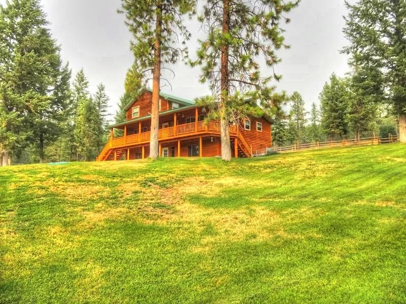 Take a look at this 3 bedroom, 3 bath home on 10 acres in the beautiful West Kootenai community ! 10 acres of land leaves plenty of room for the horses and the large insulated shop is just what you have been looking for. Sit on the front porch with mountain views and sip an ice tea or head to nearby Lake Koocanusa for a fishing excursion! This property has much to offer and the home is ready to move-in and has just had a fresh coat of exterior stain ! A large basement has much potential and can be finished into a rec room, more bedrooms or whatever your needs may be !