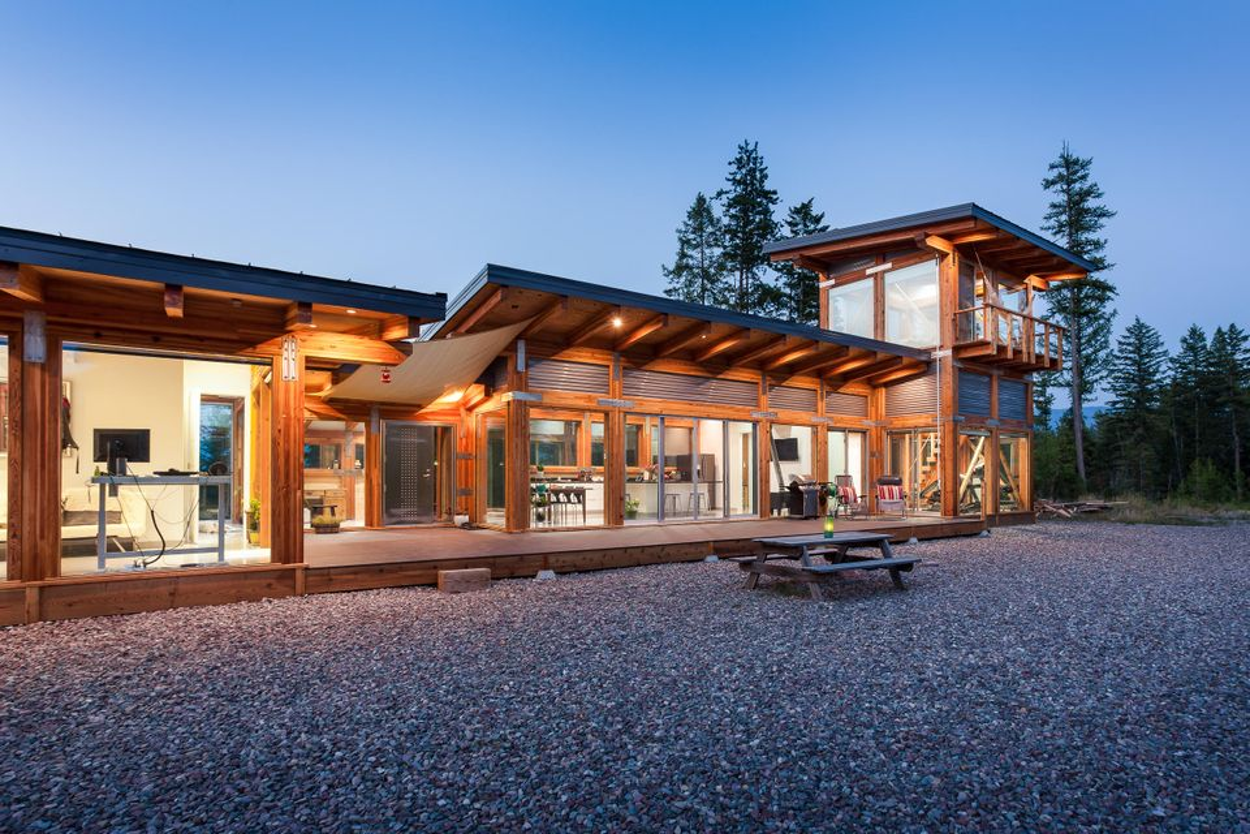 84 Glacier Hills Center, Martin City, MT 59926