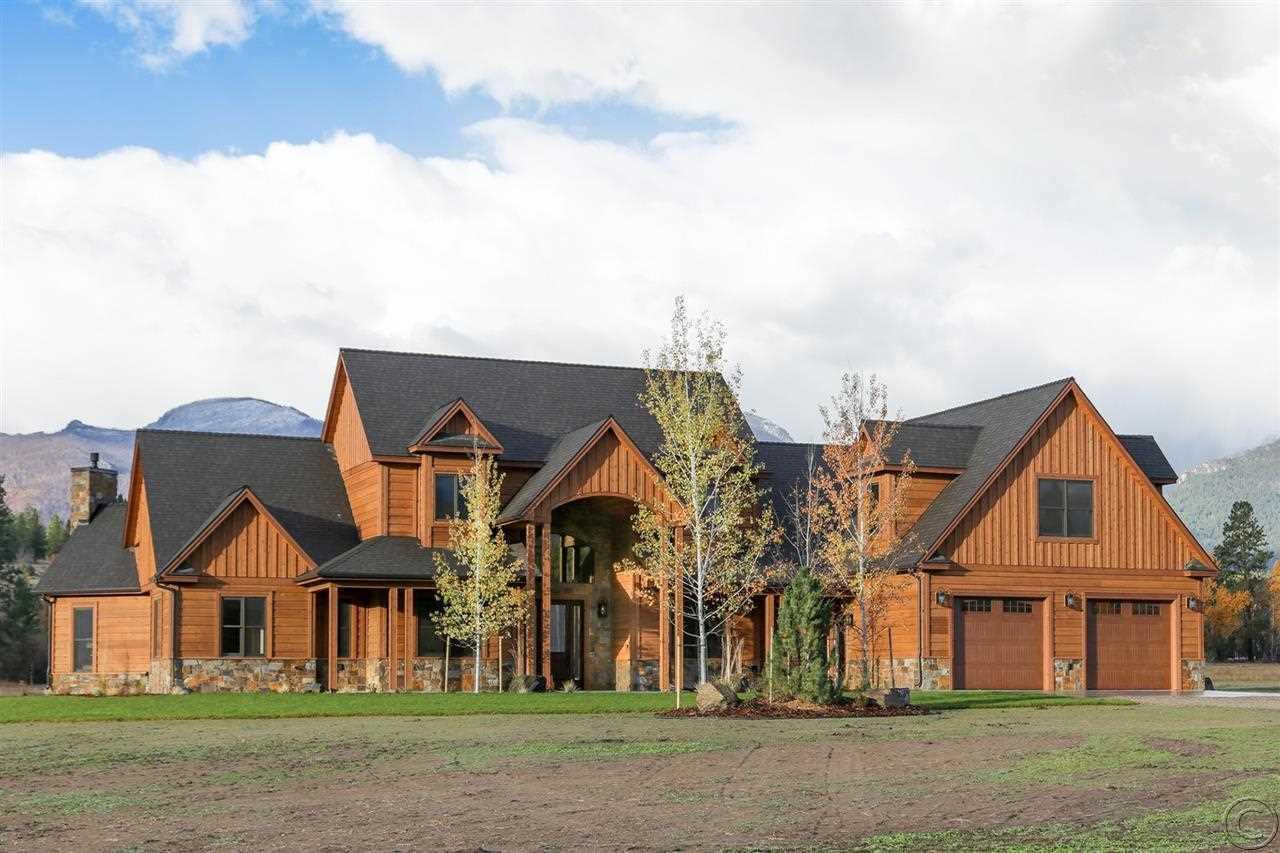 326 Hillside Ranch Road, Victor, MT 59875