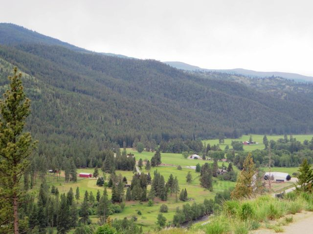 Lolo Creek Valley