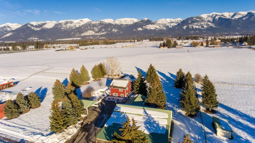 141 Hill Road, Bigfork, MT 59911