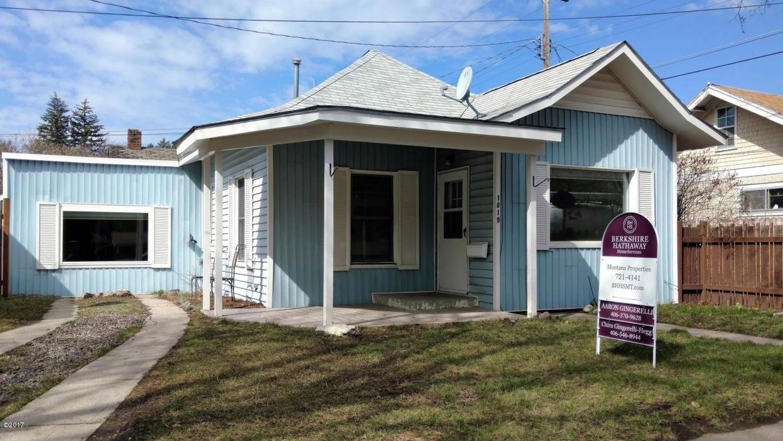 1019 Hilda Avenue, Missoula, MT 59801