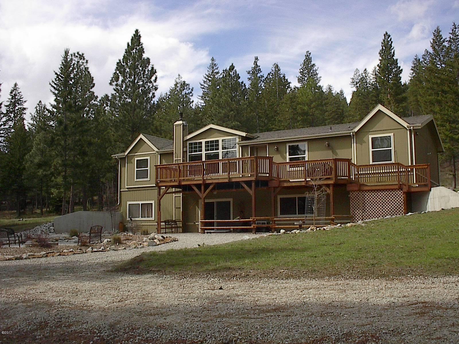 907 Gash Creek Road, Victor, MT 59875