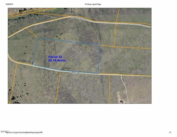 Lot 52 Willy Way, Florence, MT 59833
