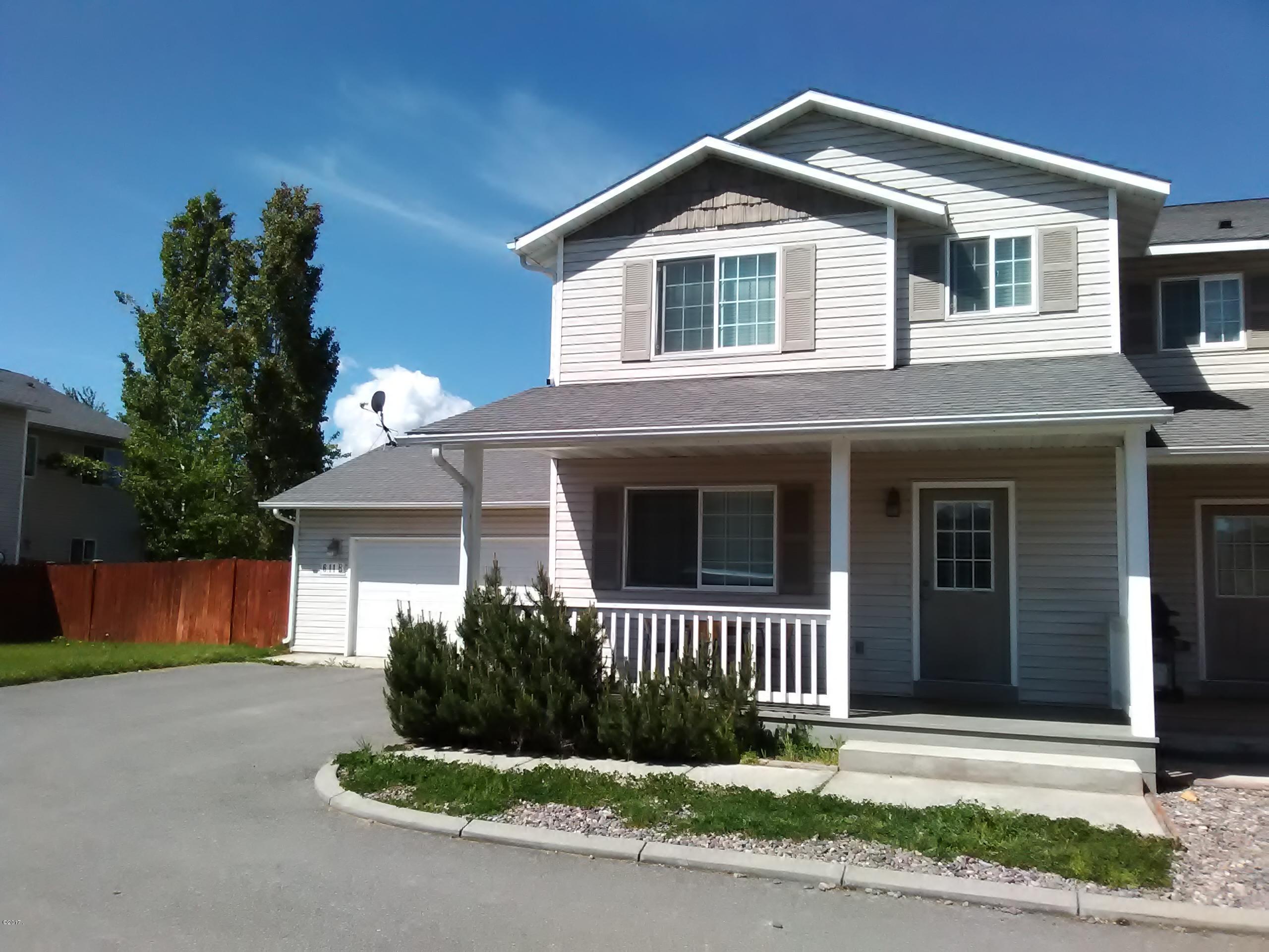 611 B Lafray Lane, Missoula, MT 59801