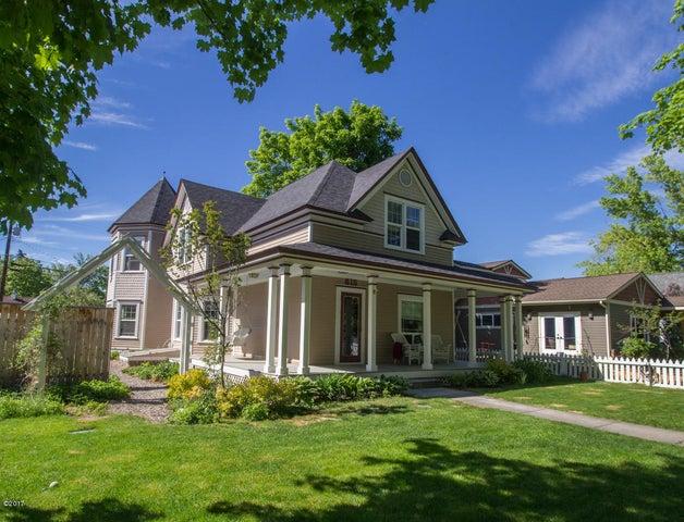 615 Woodford Street, Missoula, MT 59801